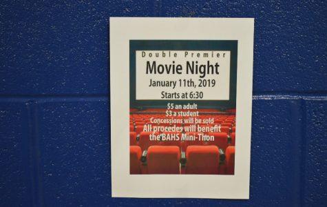 THON hosting movie night Friday