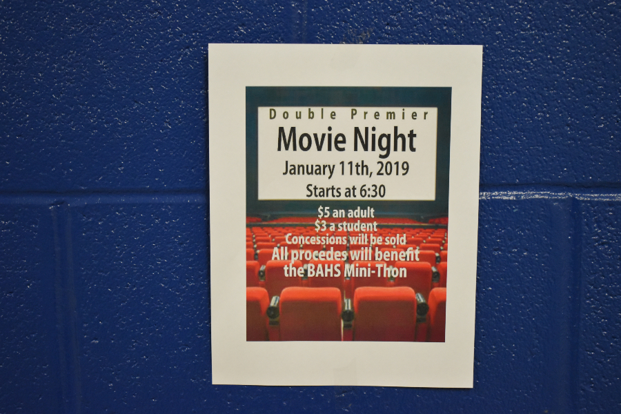 Movie night takes place this Friday to support THON.