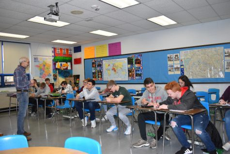 BAHS works to avoid chronic absenteeism