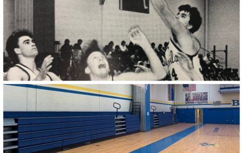 BELLWOOD THEN AND NOW: the gym