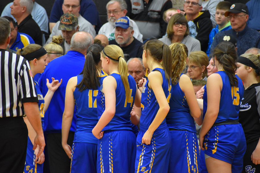 Bellwood-Antis vs. Penns Manor: 2/25/19 (Kaelynn Behrens)