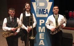 Band goes to District Jazz Festival