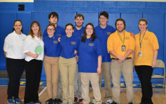 Bellwood-Antis' First Bocce Game
