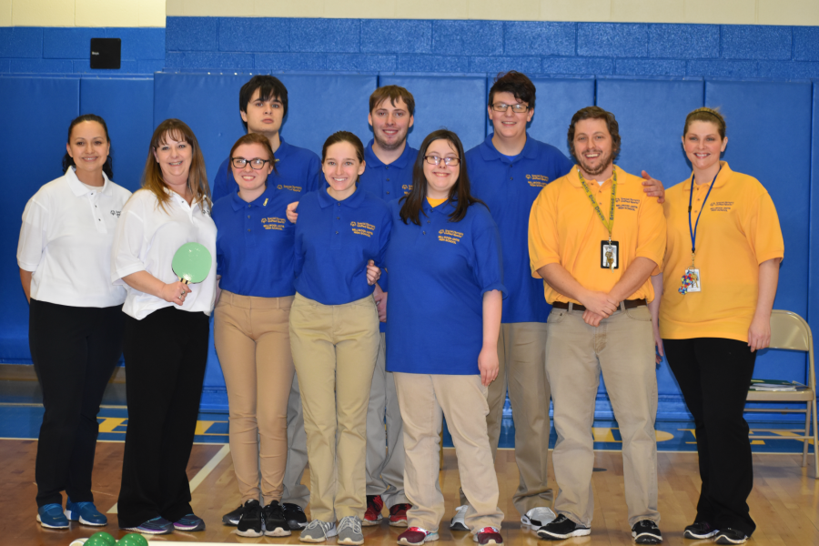 The unified Bellwood-Antis Bocce Team. (Kaelynn Behrens)