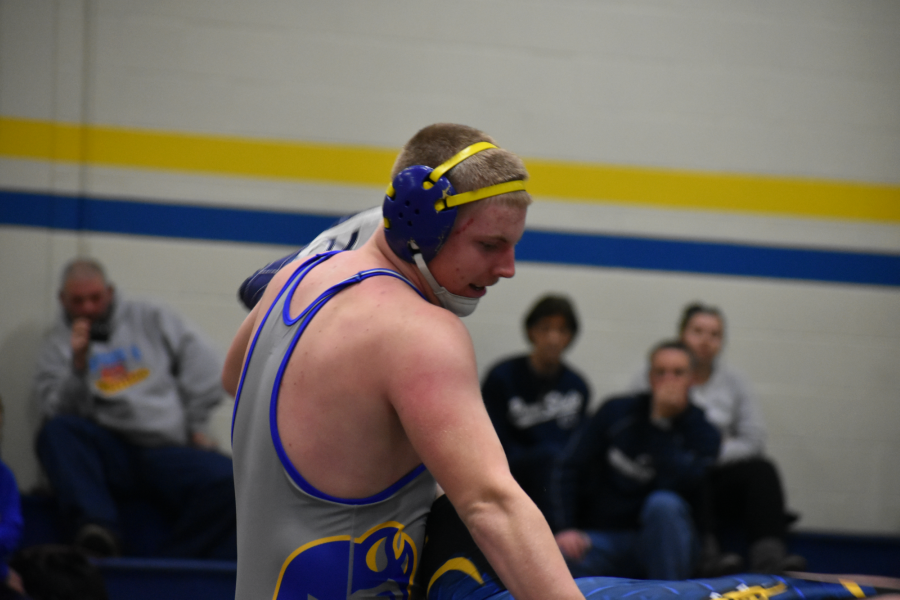 Trentin Whaley has a chance to make the PIAA wrestling tournament.