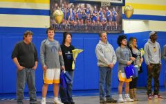 PHOTOSTORY: Boys Basketball Senior Night