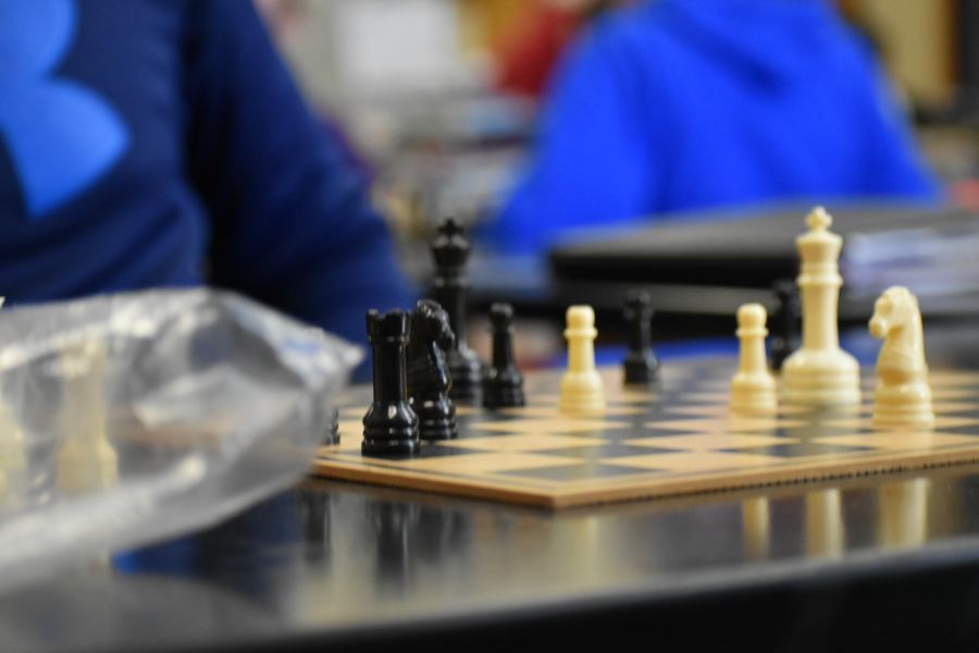 SCENE FROM A DIFFERENT LENS: Chess Club