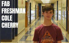 FAB FRESHMAN:Cole Cherry