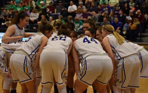 PHOTOSTORY: D6 Girls Basketball Championship