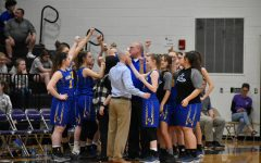 PHOTO STORY: Lady Blue Devil Basketball vs. York Catholic