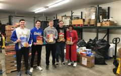 Cereal drive nets 650 boxes