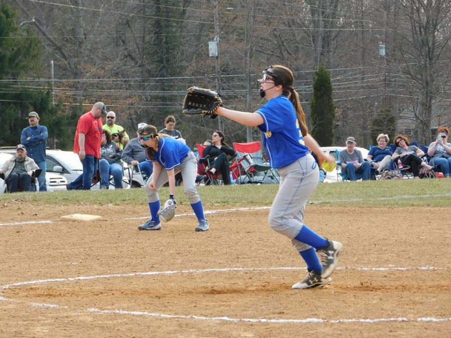 Lady Blue Devils snag another win
