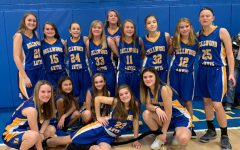 Jr. High Girls Complete Successful Season