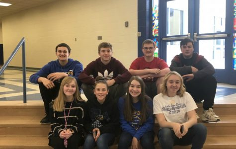 Junior high Scholastic Scrimmage team goes 5-1