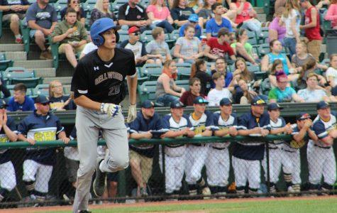 Travis Luensmann returns as one of B-A's top hitters and pitchers.
