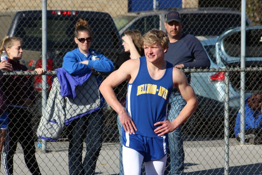 Shawn Wolfe is one of the top sprinters returning in District 6.