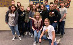 Bellwood-Antis sent nearly 20 singers to Junior High County Chorus.
