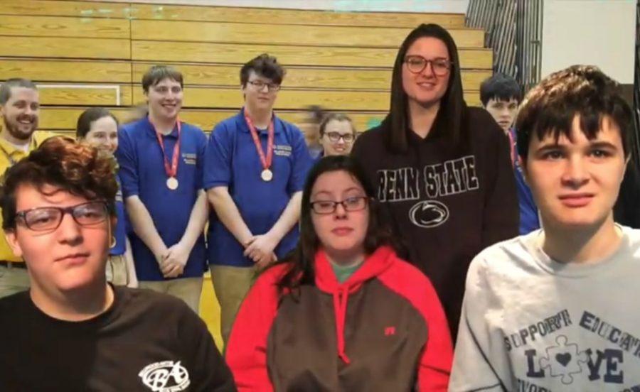 2 Cool 4 School: Kaylee Kasper, Cole Poorman, Brodee Wyland