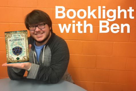 BookLight w/ Ben