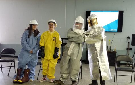 BAMS Students See Science in Action