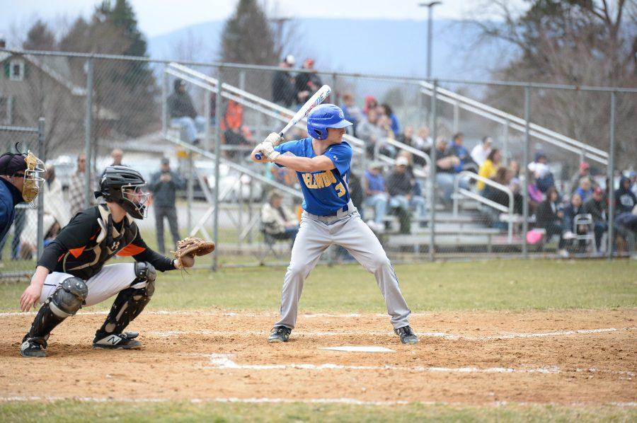 John Kost is shining in the leadoff spot for the Blue Devil baseball team.