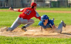 Baseball and softball team record victories