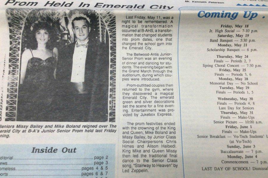 1990 Prom