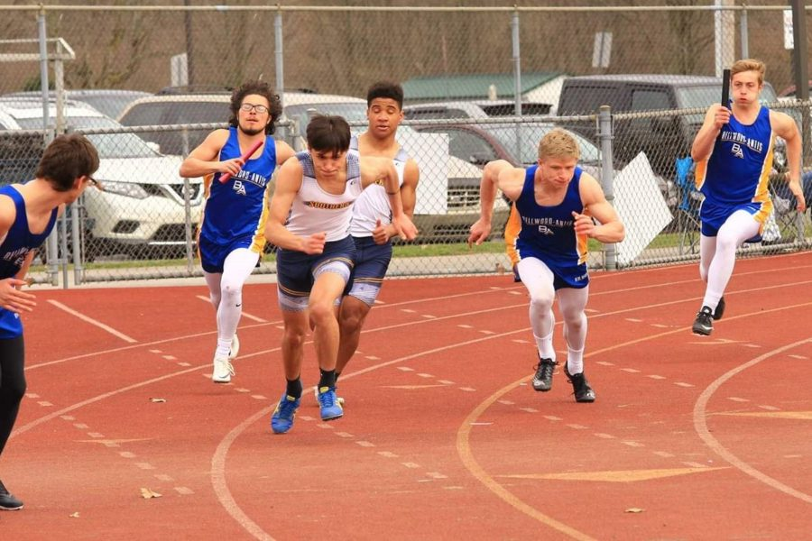 Congratulations to the boys and girls track teams on their wins over Mount Union and Northern Bedford.