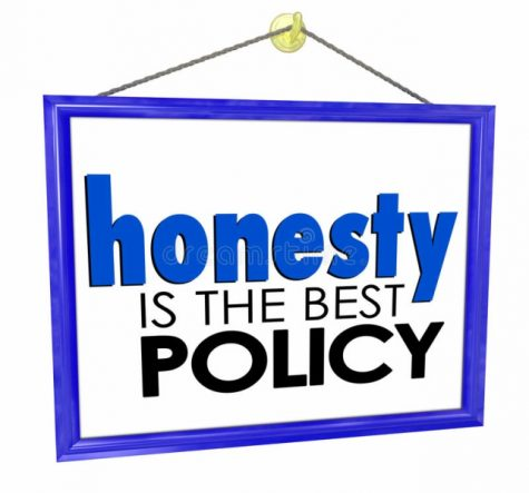 HOLIDAY-ISH: National Honesty Day