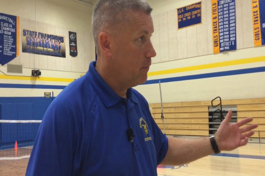 Tim Mercer gives some interesting insight on the Bellwood-Antis gyms!