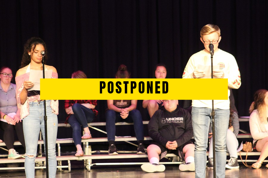 The 2019  Poetry Slam has been postponed.