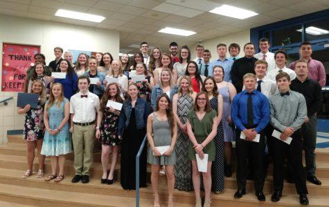 B-A seniors awarded $66,000 in scholarships