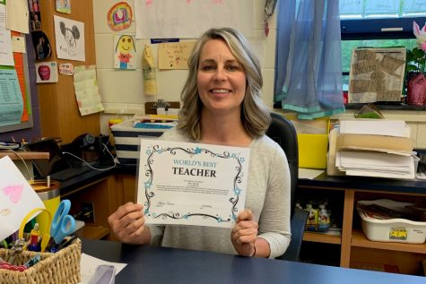 B-A recognizes teachers during  Teacher Appreciation Week