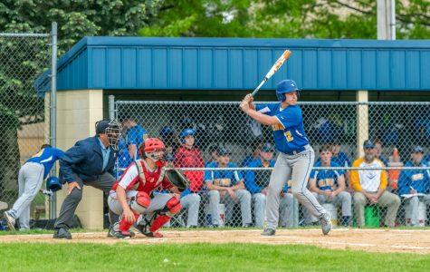 Baseball, softball team lose close calls