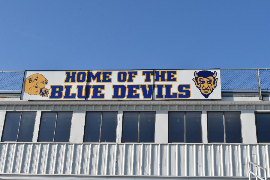 Twenty years ago, B-A moved to standardize the Blue Devil logo.