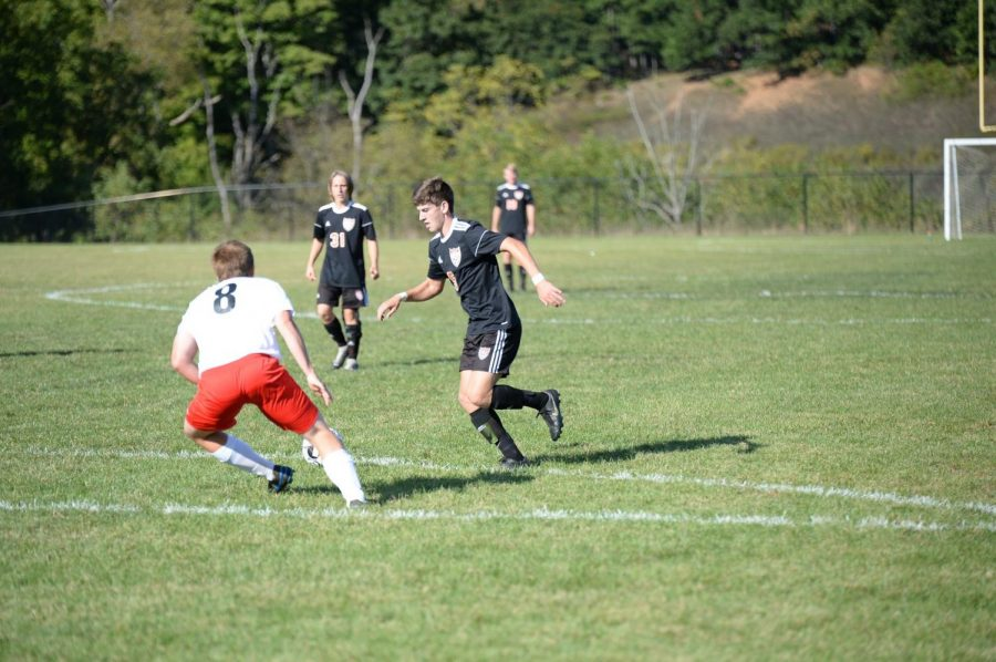 Johnston added another goal in a loss to Central.
