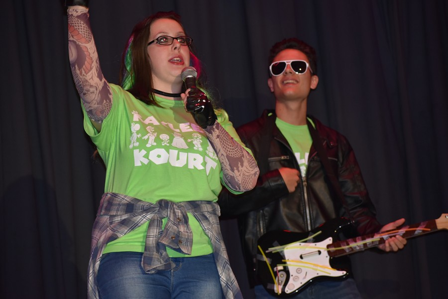 The reformatted Skit Night was a huge hit last year and returns tonight to the auditorium.