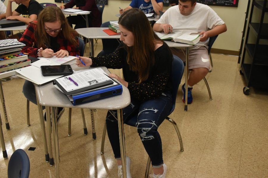 Students deal with dress code changes