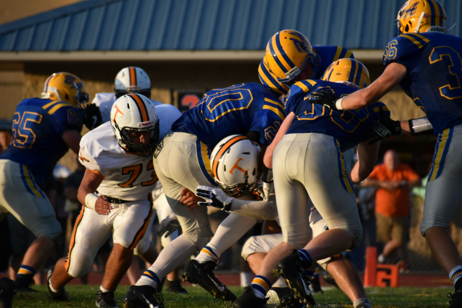 B-A is hoping to up its record with a win over Juniata Valley.