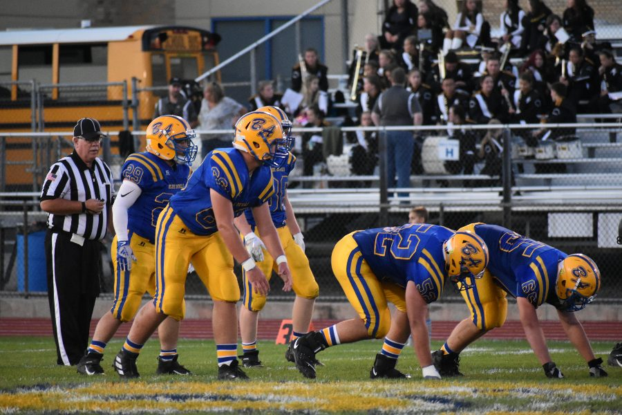 Bellwood-Antis upped its record to 5-0 with a dominating win over Moshannon Valley.