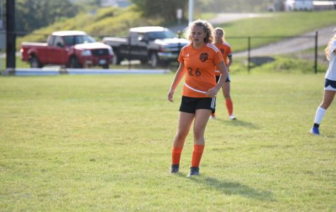 Girls soccer and volleyball lose matches