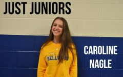 JUST JUNIORS: Caroline Nagle