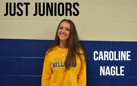 JUST JUNIORS: Caroline Nagle