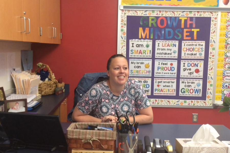 Mrs. Hoffer has been a teacher at B-A since 2007.