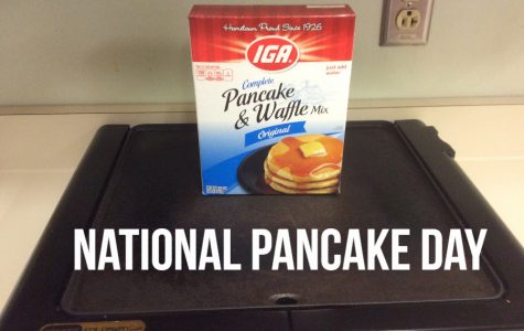 HOLIDAY-ISH: National Pancake Day