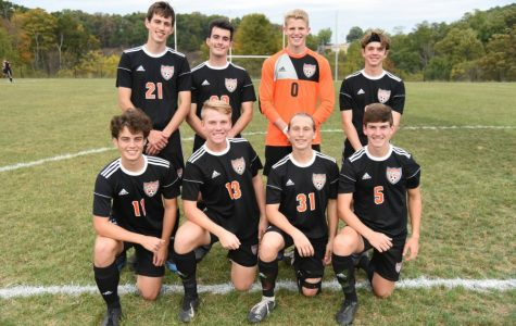 Soccer team suffers heartbreaking loss on Senior Night