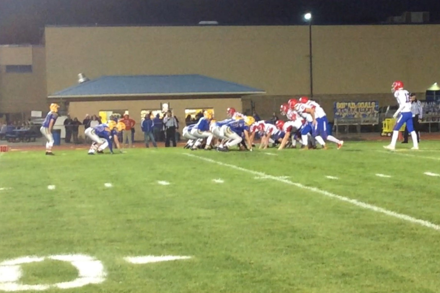 The Blue Devils manhandled West Branch despite being down two skill players.