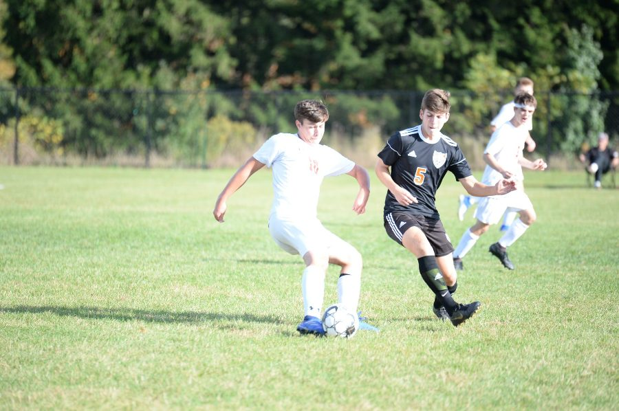 Corey+Johnston+had+five+goals+in+the+soccer+team%27s+win+over+Bellefonte.