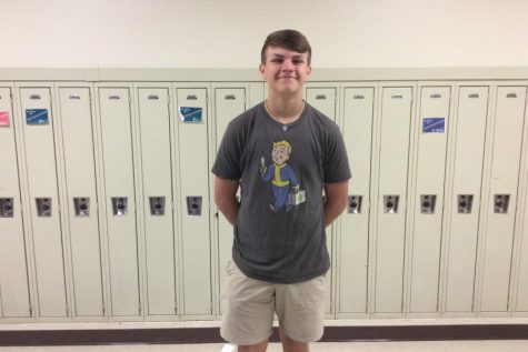 This weeks Fab Freshman is Daman Mills
