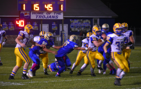 Bellwood-Antis at Mount Union; Friday, October 11, 2019. (Chelsea McCaulsky)